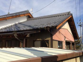 手順を説明してくれて、屋根の状態を理解することができました。