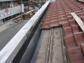 屋根リフォーム 中津川 何件もの屋根屋さんが発見できなかった雨漏りが、一回の点検ですぐに収まった。驚いた!!